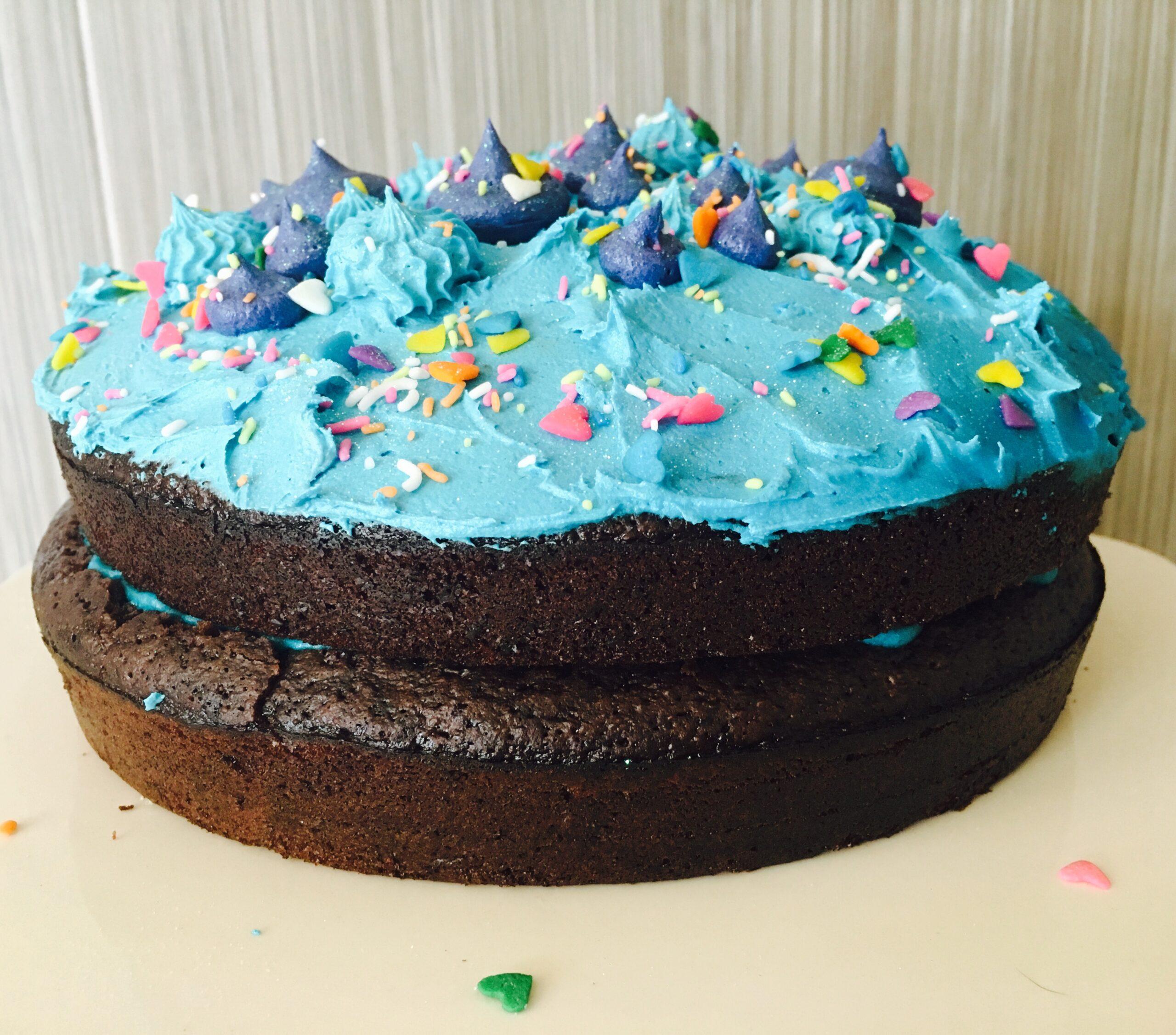 Wickey Wackey cake!