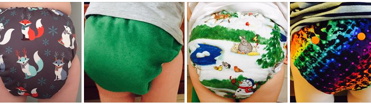 Modern Cloth Diaper Types Demystified!