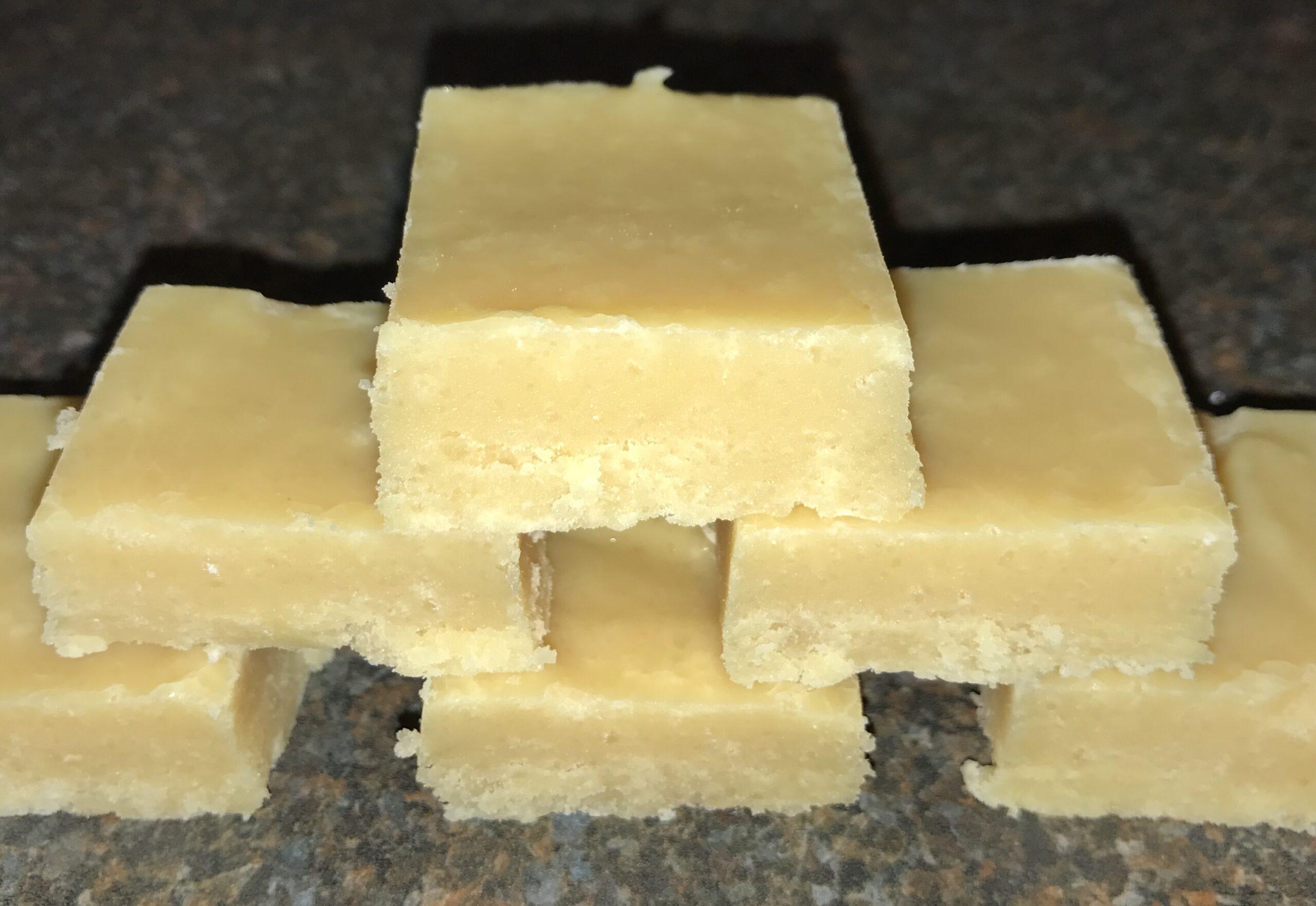 Microwave fudge